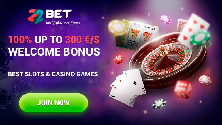22BET Casino spelkollektion expanderar