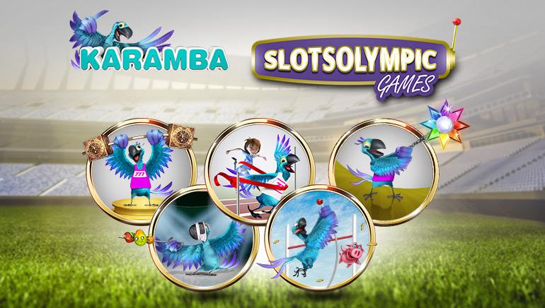 Bli del av Karamba SlotsOlympics och få ditt pris