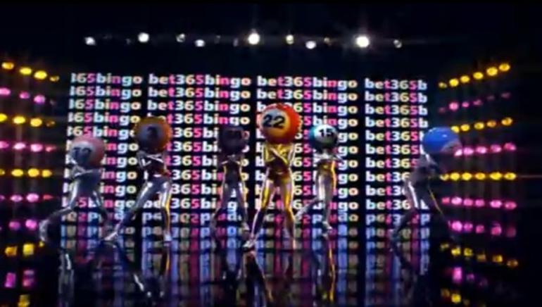 Ta ett Spinn till med Bet365 Bingo