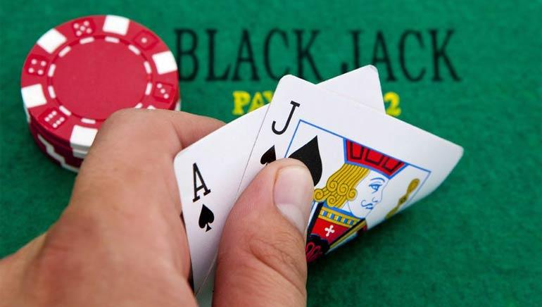 Blackjack om riktiga pengar