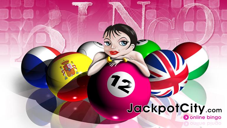 JackpotCity Bingo ger bort $25 GRATIS