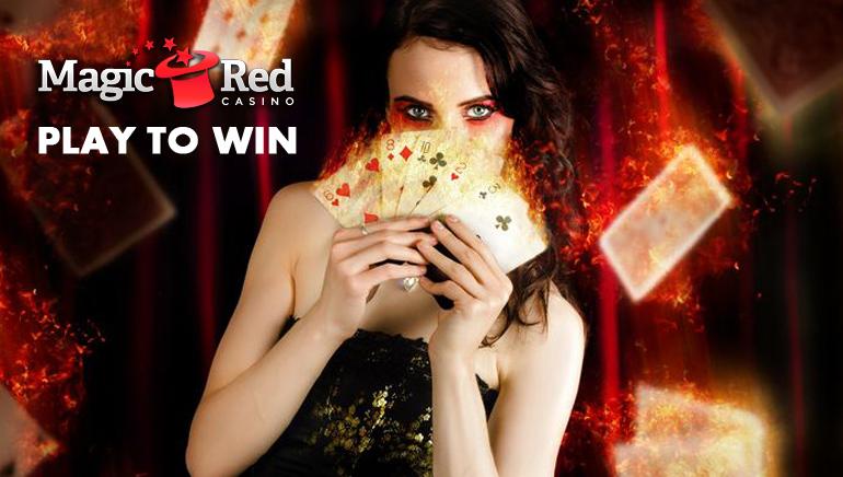 Upplev förtrollningen från Magic Red Casinos kampanjer