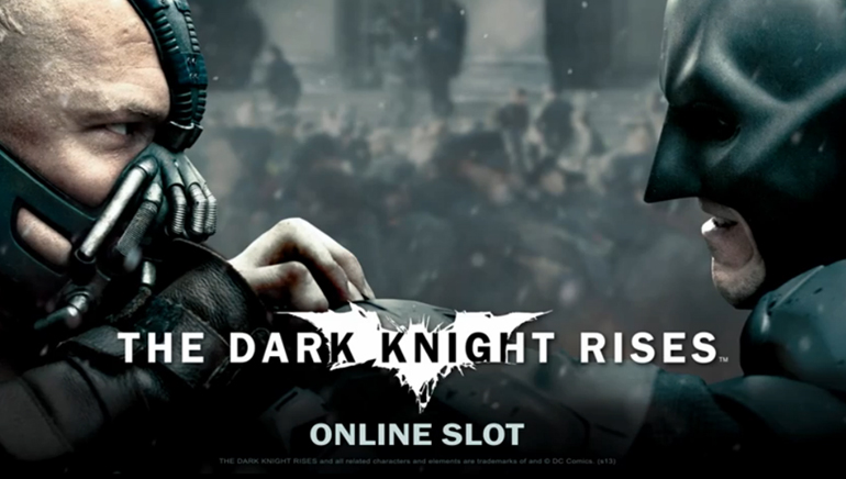 Batman: The Dark Knight Snart på Online Casinona