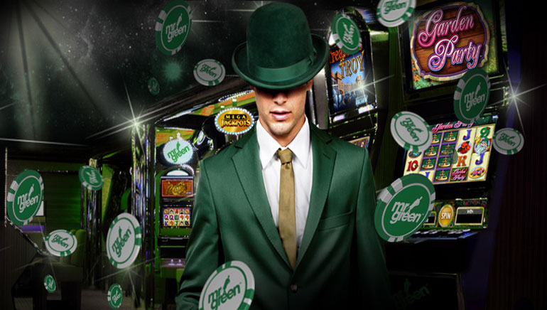 Online Gambling Super Show Going Green 2011