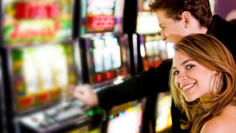 Spelautomater om riktiga pengar