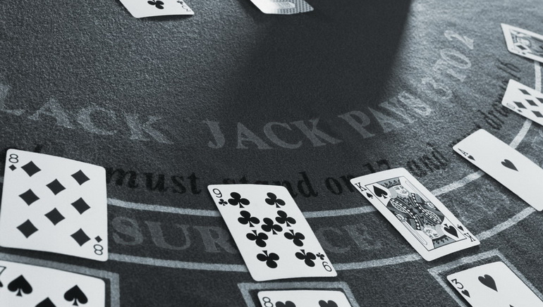 Cashpriser i varje shoe för Blackjack-spelare hos Cherry Casino