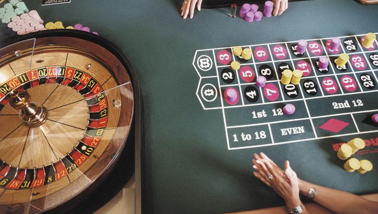 Roulette om riktiga pengar
