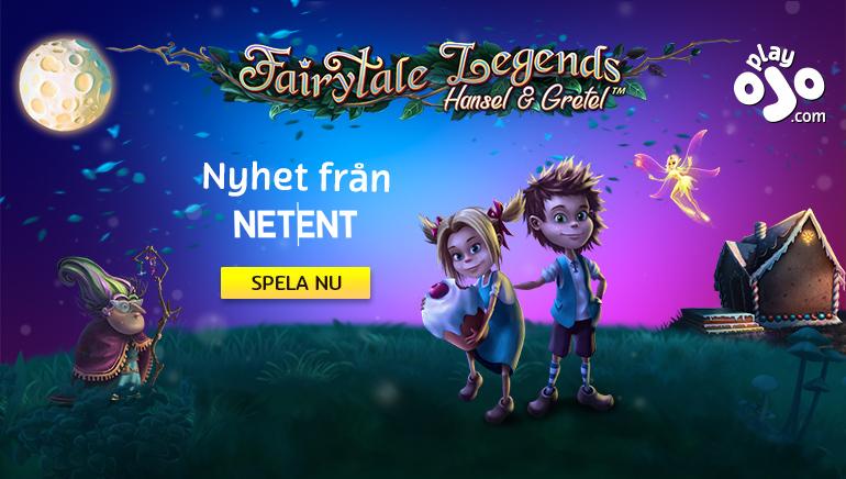 Njut av Hansel & Gretel och det Imponerande Valet av NetEnt-spel på PlayOJO