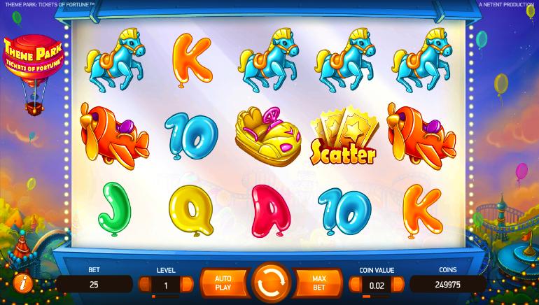 Karamba Casino's fantastiska utbud av spelautomater