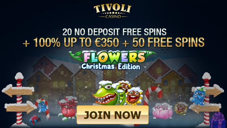 Tivoli Casino sprider julglädje med en exklusiv OCR-kampanj