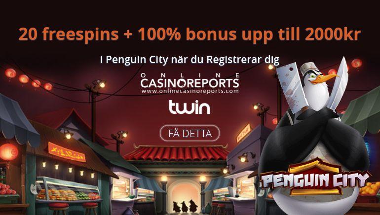 Twin Casino samlar ihop kampanjer för spelare på Online Casino Reports