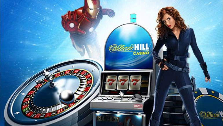 Nya spel i en ny spellobby hos William Hill Casino